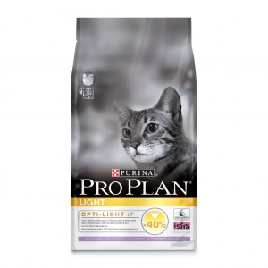 PRO PLAN Pisica LIGHT 10 Kg