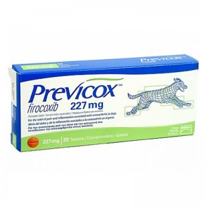 Previcox 227 mg 30 tablete
