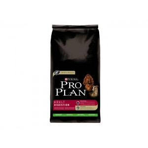 Purina Pro Plan Medium Adult Digestion (pui,orez) 14 kg