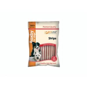Proline Dog Boxby Strips 100g