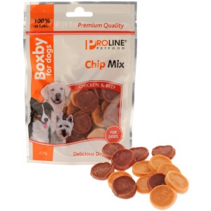 Proline Dog Boxby Chip Mix 75g