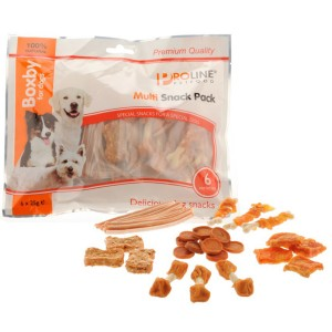 Proline Dog Pachet Multi Snack 6 x 25 g