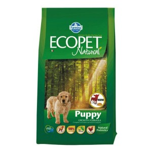 Ecopet Natural Puppy Mini 12 Kg