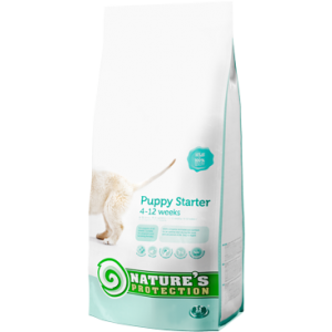 NATURES PROTECTION PUPPY STARTER 18 KG (DOG)