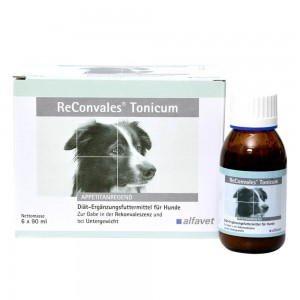 ReCONVALES TONICUM DOG 90ml