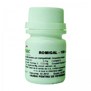 ROMIGAL 100 Comprimate