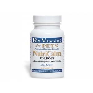 RX Nutricalm Caine 50 Capsule