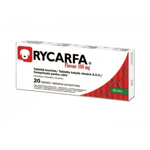 Rycarfa Flavour 100 mg 20 tablete