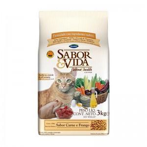 Sabor e Vida Pisica Pui si Vita 10.1 Kg