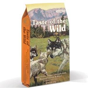 Taste of the Wild High Prairie Puppy Formula - 13 kg