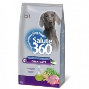 Salute Dog M/L Duck/Oast 12kg