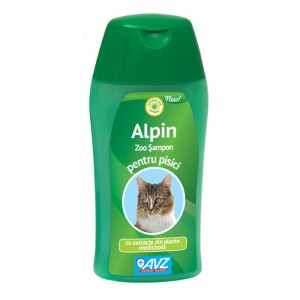 Sampon Alpin Pisici 180 ml