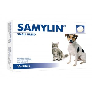 Samylin Small Breed x 30 tablete