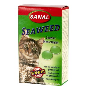 Sanal Cat Seawead 100 tablete