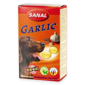 Sanal Dog Garlic 100 tablete
