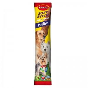 Sanal Dog Softstick Chicken, 12 g