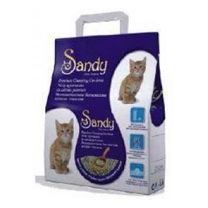 Nisip Sandy Ultracompact Baby Powder Aroma 5.5 L