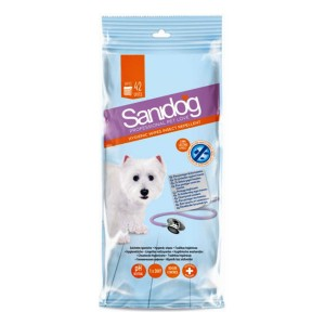 SERVETELE SANIDOG INSECT REPELLENT 42 buc