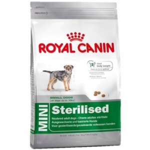 Royal Canin  MINI STERILISED ADULT DOG 8Kg