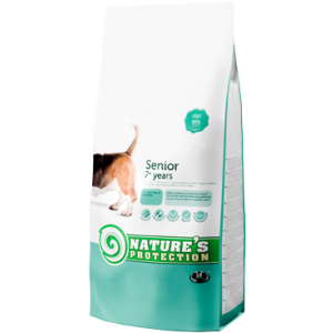 NATURES PROTECTION DOG SENIOR 500G