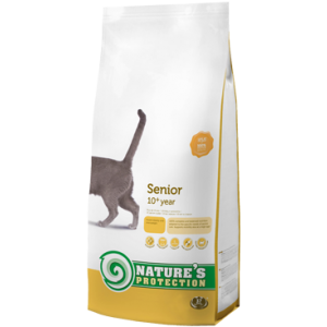 NATURES PROTECTION SENIOR CAT 400G COMPLETE FOOD