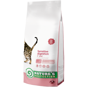 NATURES PROTECTION SENSITIVE DIGESTION 2 KG (CAT)