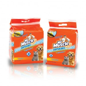 SERVETELE ABSORBANTE MR MUSCLE 10 BUC