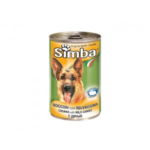 Simba Dog Vanat Conserva 415 g