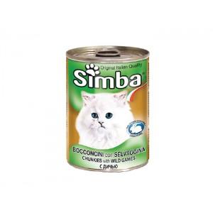 Simba Pisica Vanat Conserva 415 g