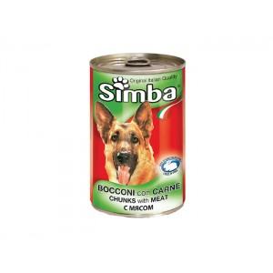 Simba Dog Vitel Conserva 1,23 Kg