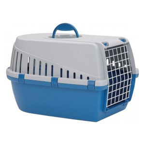 CUSCA TRANSPORT PET EXPERT SMART 49CM BLUE