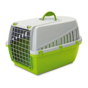CUSCA TRANSPORT PET EXPERT SMART 49CM LEMON