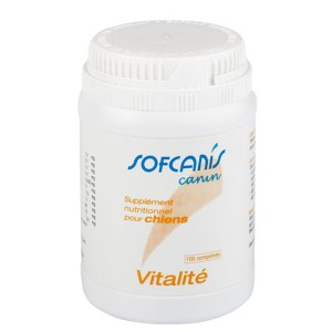 Sofcanis Canin Vitalite 100 comprimate