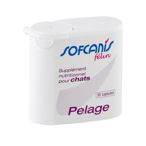 Sofcanis Felin Pelage 30 comprimate