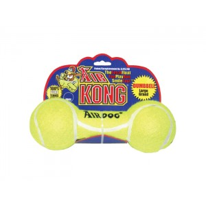 Jucarie caine Squeaker Dumbbell M