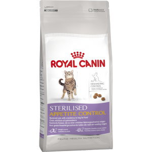Royal Canin Sterilised Appetite Control 4 Kg