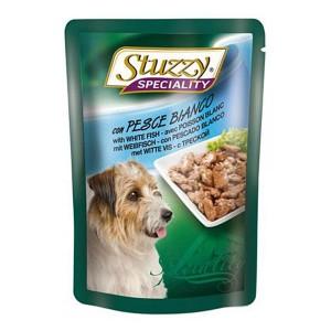 Stuzzy Speciality Dog Peste Alb 100 g