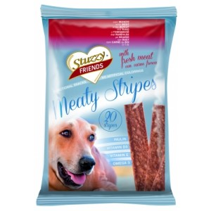 Stuzzy Snack Dog Meaty Stripes 200 g