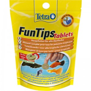 Tetra Fun Tips 20 Tbl