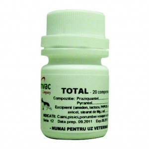 TOTAL 250 mg - 10 Comprimate