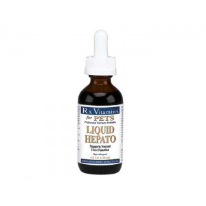 RX Liquid Hepato 120 ml