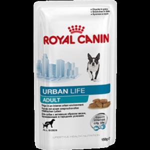 Royal Canin URBAN ADULT DOG 10 Plicuri x 150g