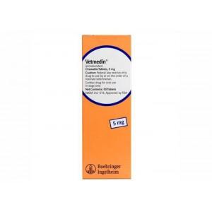 Vetmedin 5 mg 50 tablete masticabile