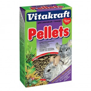 Vitakraft Chinchilla Pellets