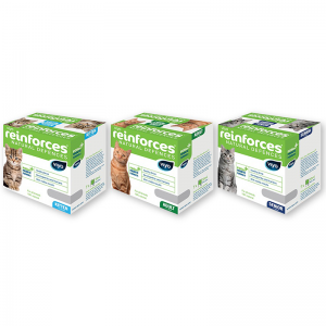 Viyo Reinforces Cat Senior 7x30 ml