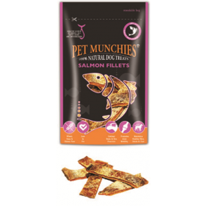 Pet Munchies File Somon 90 gr