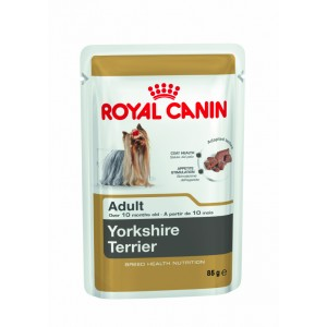 Royal Canin Yorkshire Terrier Adult  12 Plicuri x 85g