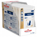 Royal Canin Renal Chicken Cat 12 plicuri x 85 g bax