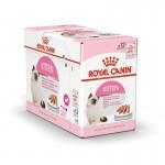 Royal Canin Kitten in Loaf, 12 plicuri x 85 g
