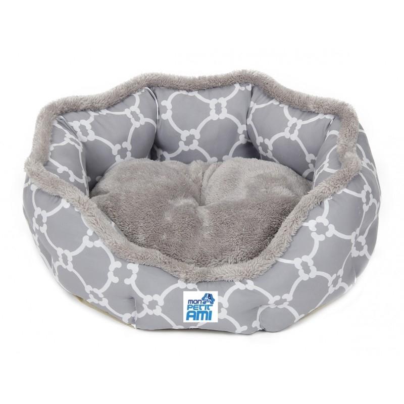 Culcus pentru caini si pisici, Mon Petit Ami Winston, S (45x40xH14 cm) imagine
